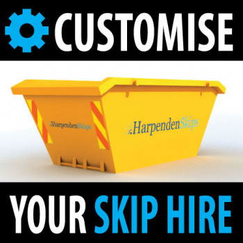 Luton Skip Hire from £138.00 | Book Online | 01582 765657