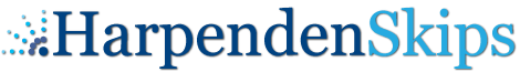 www.harpendenskips.co.uk Official Logo