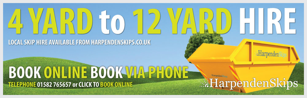 4, 6, 8, 12 Yard Skip Hire Available.